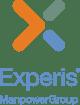 Experis Logo Stacked STK MCB RGB REG