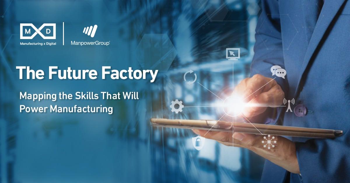 ManpowerGroup LinkedIn Mapping Skills Q3 Future Factory