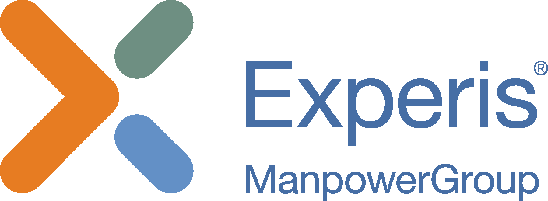 Experis Logo Horizontal Transparent