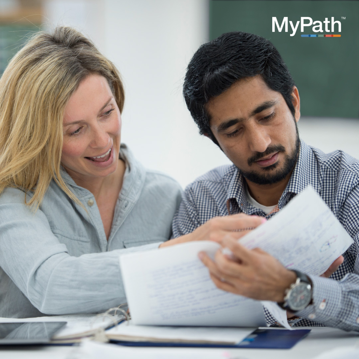 Manpower Facebook Tutor MyPath